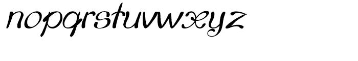 Abramelin Regular Font LOWERCASE