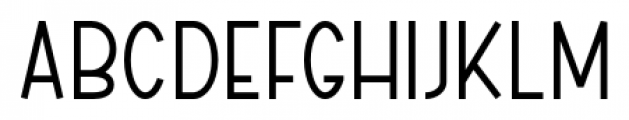 ABTS Aviator Regular Font UPPERCASE