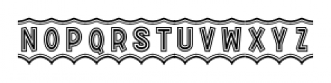 ABTS Crestwing Regular Font UPPERCASE