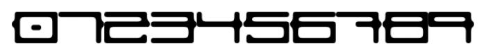 Abix Regular Font OTHER CHARS
