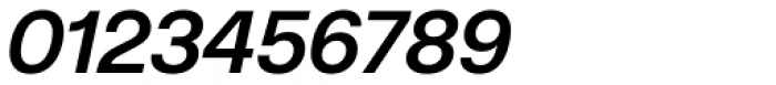 ABC Normal Neutral Oblique Font OTHER CHARS
