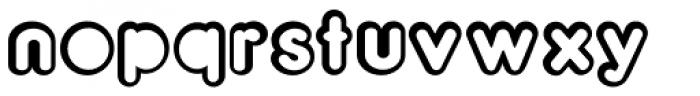 ABC Regular Font LOWERCASE