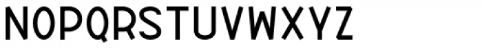 ABTS Aviator Bold Font LOWERCASE