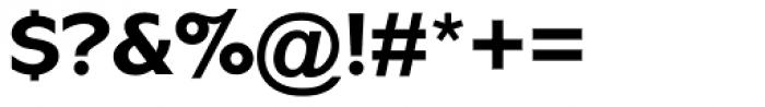 Abadi MT ExtraBold Font OTHER CHARS