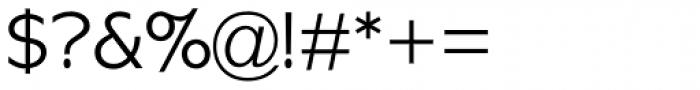 Abadi Pro Light Font OTHER CHARS