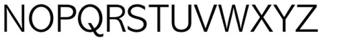 Abadi Std Light Font UPPERCASE