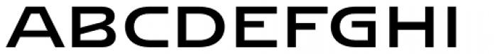 Abalda Font UPPERCASE