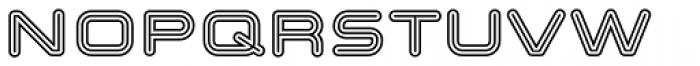 Aban ExtraBold Font UPPERCASE