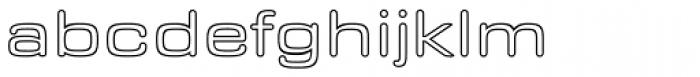 Aban ExtraBold Font LOWERCASE