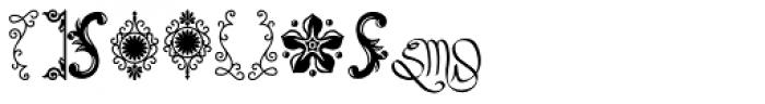 Abbatia Font OTHER CHARS