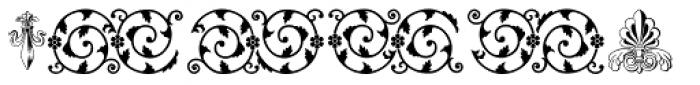 Abbatia Font UPPERCASE