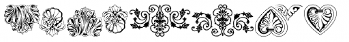 Abbatia Font LOWERCASE