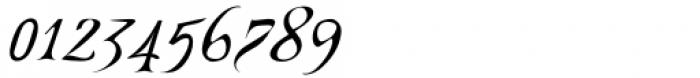 Abbatya Italic Font OTHER CHARS