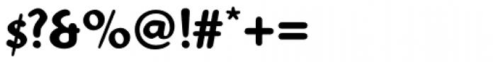 Abbey URW Medium Font OTHER CHARS