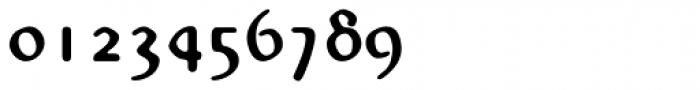 Abbey URW Regular Font OTHER CHARS