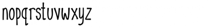 Abbott Bold Font LOWERCASE