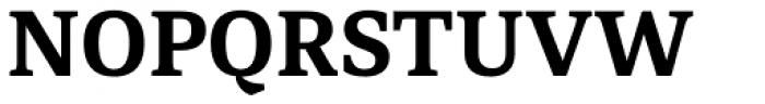 Abelard Bold Font UPPERCASE