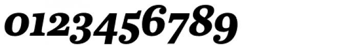Abelard Extrabold Italic Font OTHER CHARS