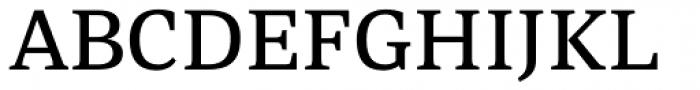Abelard Medium Font UPPERCASE