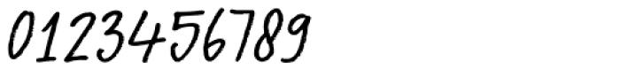 Abelia Font OTHER CHARS