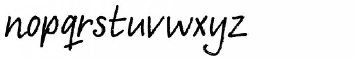 Abelia Font LOWERCASE