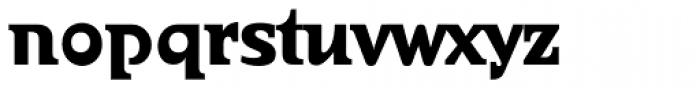Abetka Cond Black Font LOWERCASE