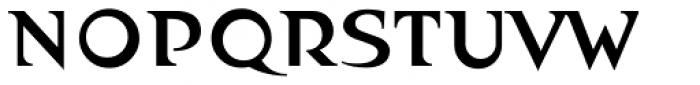 Abetka Regular Font UPPERCASE