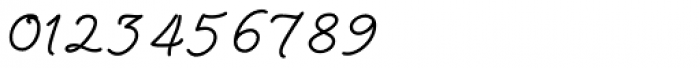 Ability Linear45 Font OTHER CHARS