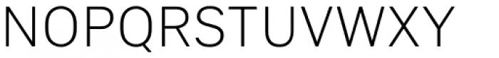 Abitare Sans 50 Font UPPERCASE