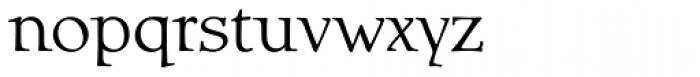 Ablati Pro Font LOWERCASE