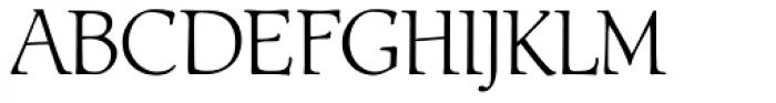 Ablati Small Caps Font UPPERCASE