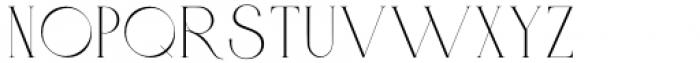 Abramo Serif Font LOWERCASE