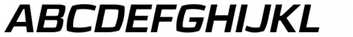 Absalon Bold Italic Font UPPERCASE