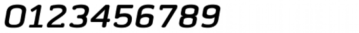 Abula Organic Italic Font OTHER CHARS