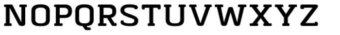 Abula Organic Font UPPERCASE