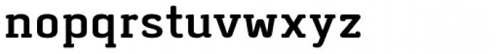 Abula Organic Font LOWERCASE