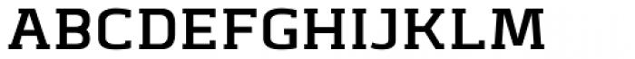 Abula Font UPPERCASE