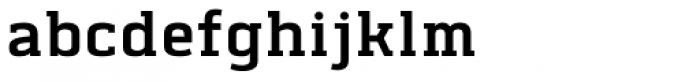 Abula Font LOWERCASE