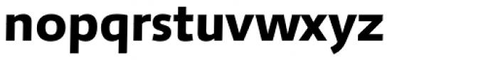 abc Allegra Bold Font LOWERCASE