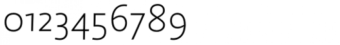 abc Allegra Light Font OTHER CHARS