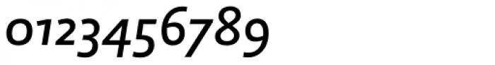 abc Allegra Medium Italic Font OTHER CHARS