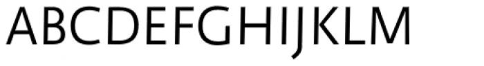 abc Allegra Regular Font UPPERCASE