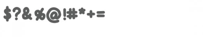 abc soup font Font OTHER CHARS