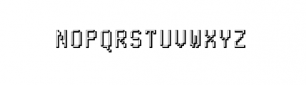 ABS Plus 9 Font UPPERCASE