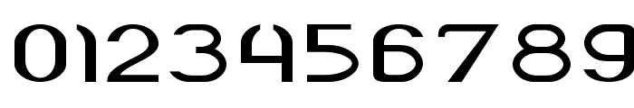 Accordion-ExtraexpandedBold Font OTHER CHARS