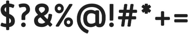 Accessible Font Black v.5 otf (900) Font OTHER CHARS