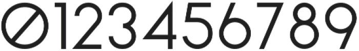 Ace Sans Regular otf (400) Font OTHER CHARS