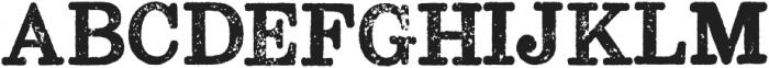 Ace of Spades otf (400) Font UPPERCASE