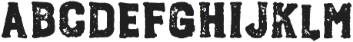 Ace of Spades otf (400) Font LOWERCASE