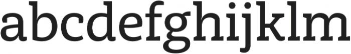 Achille II Cyr FY Medium otf (500) Font LOWERCASE
